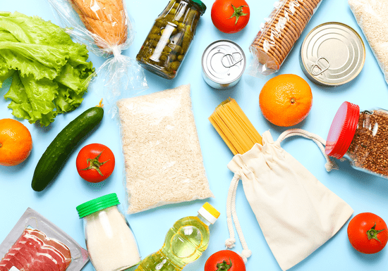 Grocery Management with a Nutrition Coach