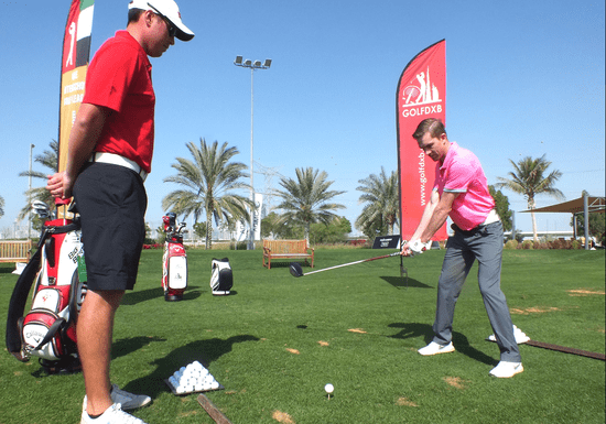 Private Golf Lessons with a PGA Pro