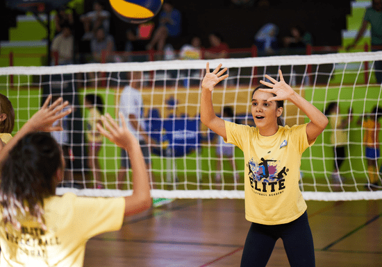 Volleyball Classes for Kids- Ages: 6-15 (Al Barsha)