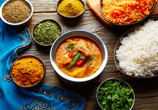 Taste of India: Learn 6 Gourmet Fusion Dishes