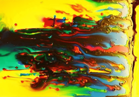 Private Abstract Painting Classes