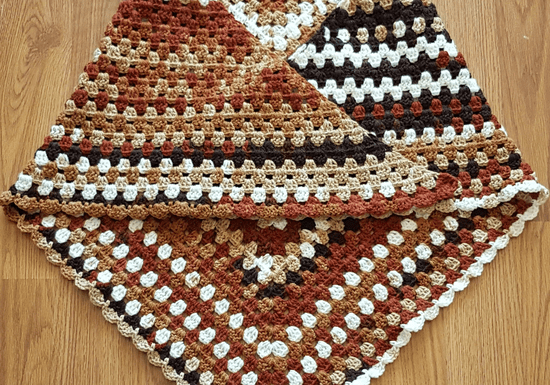 Crochet Project: Knit Your Own Shawl
