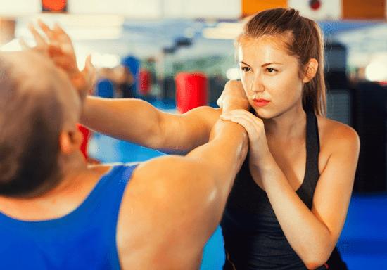 1-on-1 Self-Defense Training