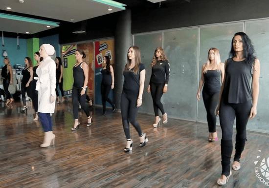 Modeling 101: Learn to Walk Like a Model