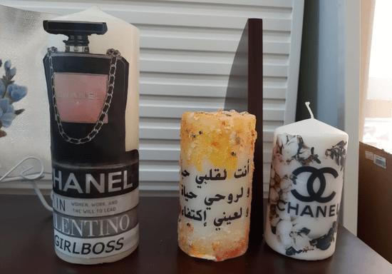 Candle Making & Decoration