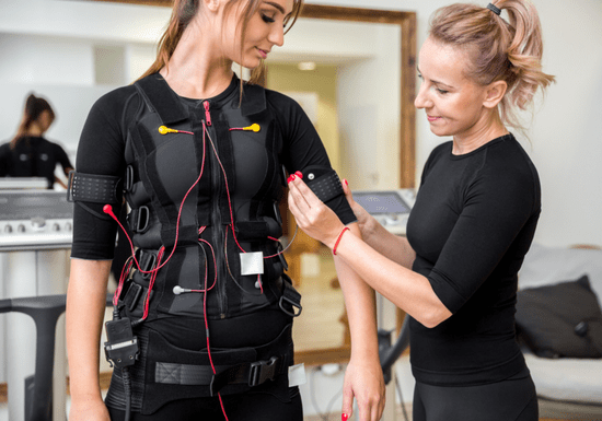 EMS Fitness Personal Training (Al Garhoud)