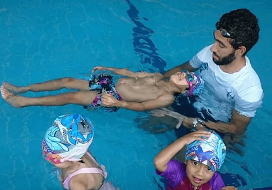 Little Swimmers: Swimming Lessons for Ages: 2.5-3.5 (Mercure Hotel)
