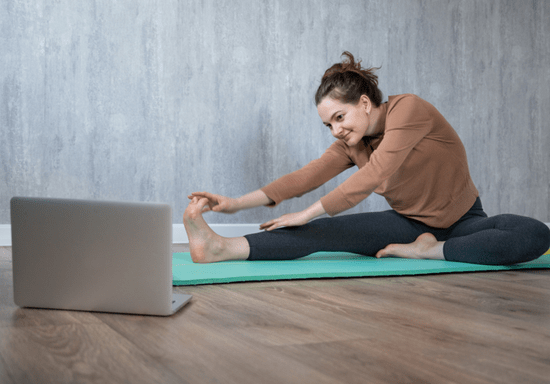 Online Class: Post-Natal Yoga for New Moms