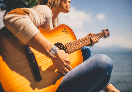 Private Guitar Lessons - All Levels