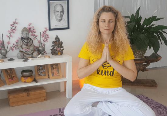 Learn Yoga, Watsu Yoga & Meditation with Adi