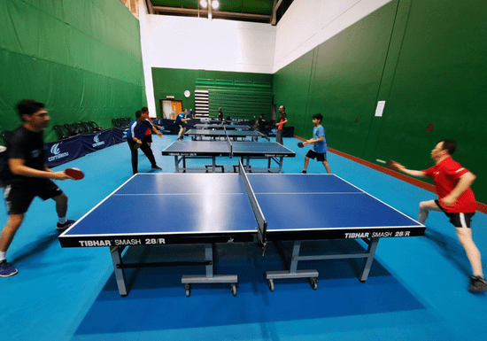Learn Table Tennis With a Private Coach