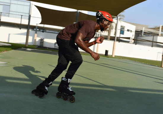 1-on-1 Skating or Rollerblading Lessons