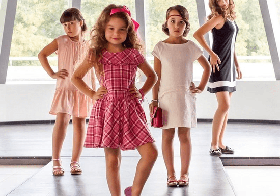 Full Fashion Modelling Program for Kids & Teens - Ages: 5-9