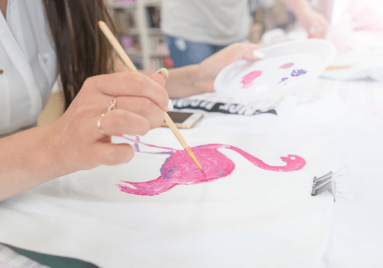 Fabric Painting 101