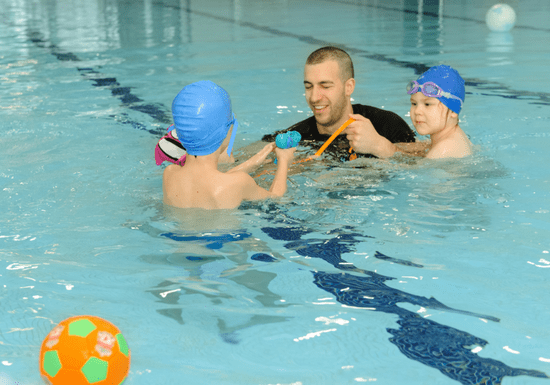 Private Swimming Class with Coach Anouar