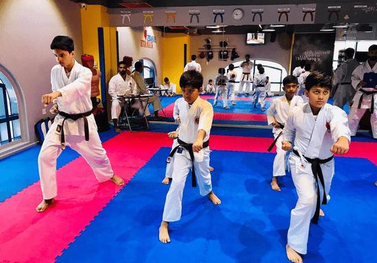 Junior Karate Classes - Ages: 11-15 (Al Wahdah)