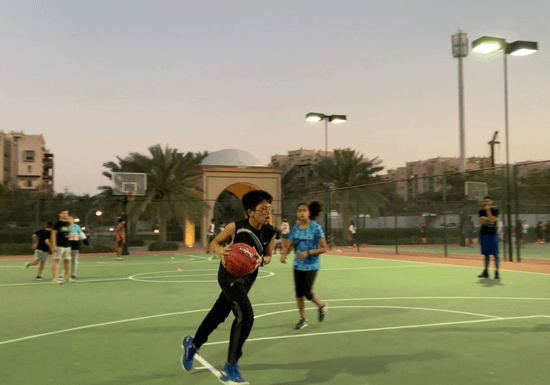Basketball for Kids - Ages: 10-13
