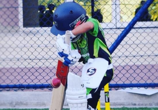 Group Cricket Classes - Ages: 12-13 (Al Sufouh)