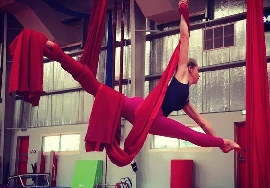 Private Aerial Gymnastics Lessons