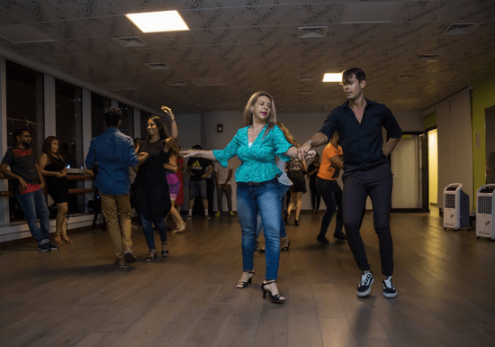 Salsa On2 - NewYork Style Dance Class
