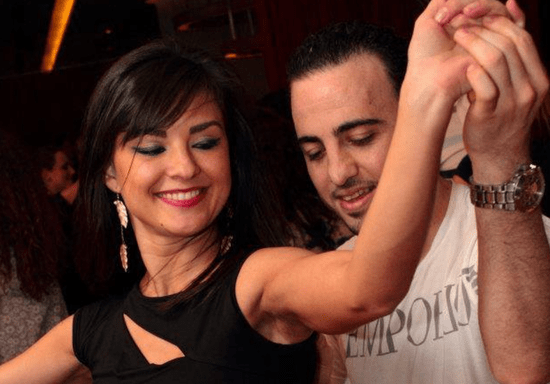 Private Salsa Dance Lessons