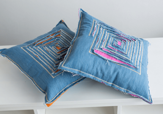 DIY Home Decor & Accessories from Repurposed Clothes