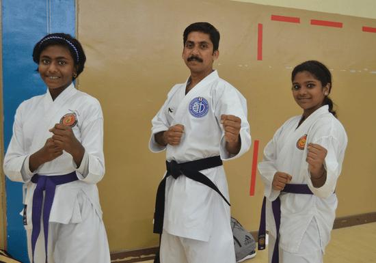 Learn Karate (MBZ)