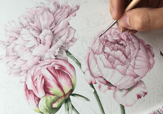 Acrylic or Watercolor Painting