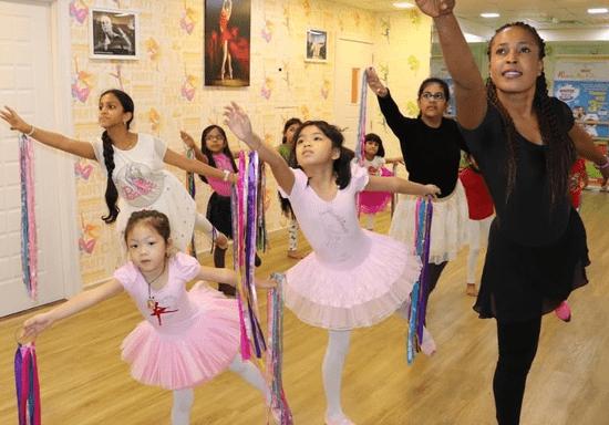 Ballet Dancing for Kids - Ages: 9-15