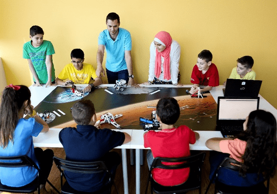 STEM Winter Camp for Kids - Ages: 7-15