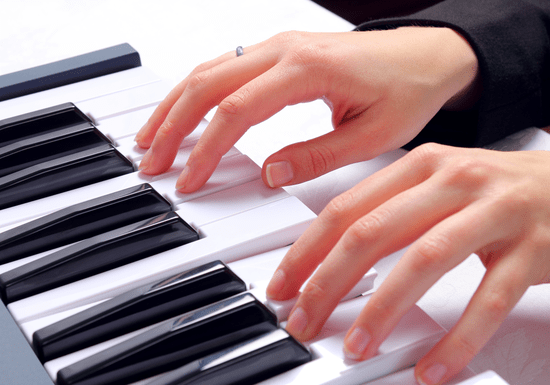 Private Piano Classes with Nailyn