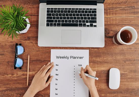 Online Class: Planning & Organizing
