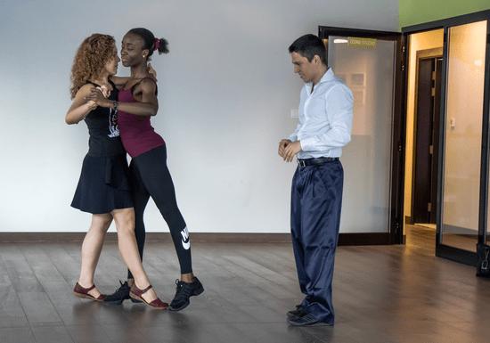 Salsa Private Dance Lessons