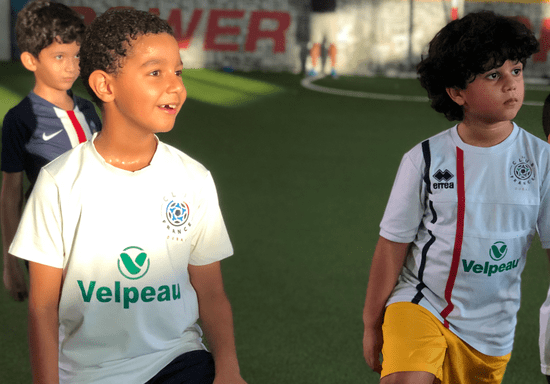 Football Training for Kids - Ages: 3-15 (Al Barsha)
