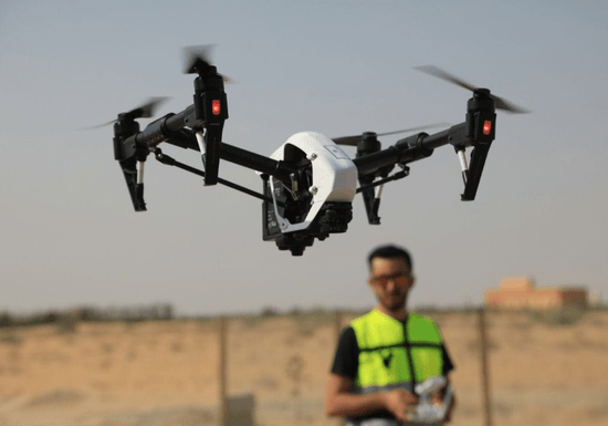 Professional Drone Flying Course with Commercial Certificate