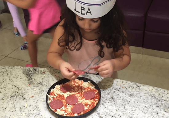 Cookies, Cupcakes or Pizza Workshop - Ages: 3-12