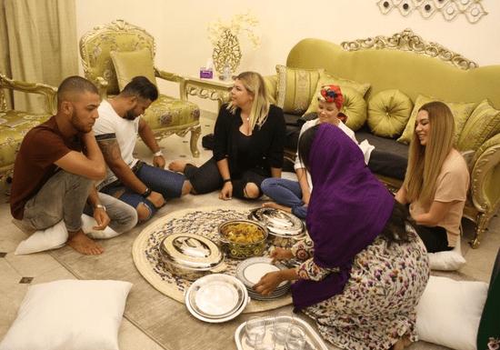 Emirati House Visit & Dinner Experience