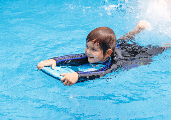 Private Swimming Lessons at Home (Male Instructor)