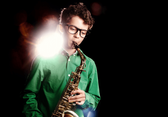 Online Class: Learn Saxophone with Maby for Kids - Ages: 6-17