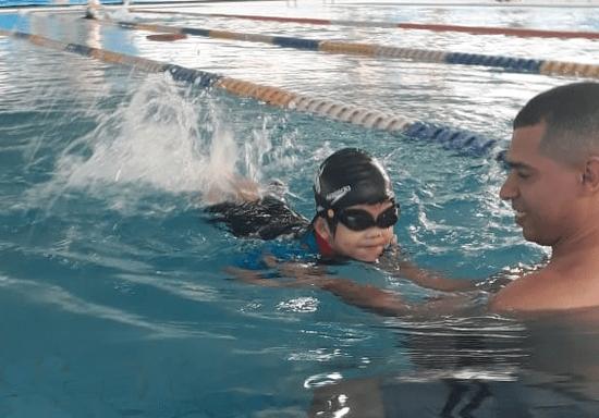 Private Swimming Classes