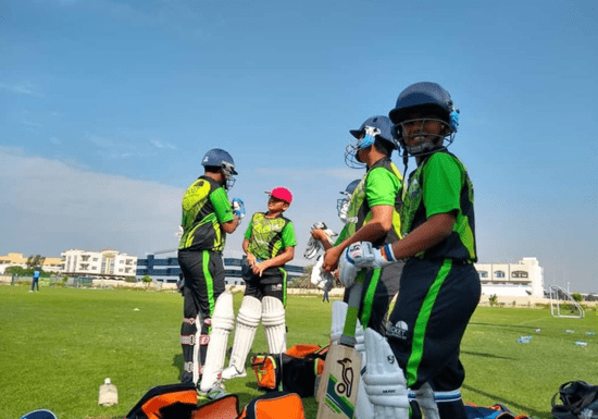 Group Cricket Classes - Ages: 12-18 (Deira)