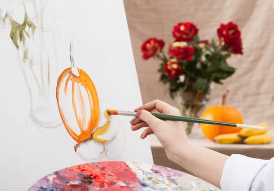 Watercolor & Still Life Painting for Beginners