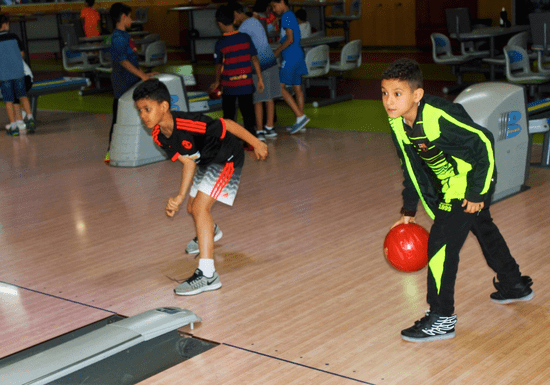 Private Bowling Lessons (Ages: 5+)