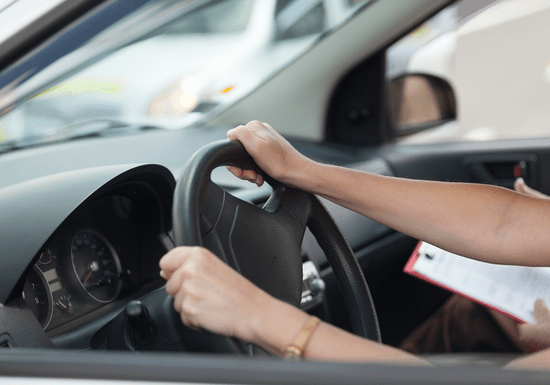 Driving Course: First-Time Car Driving License