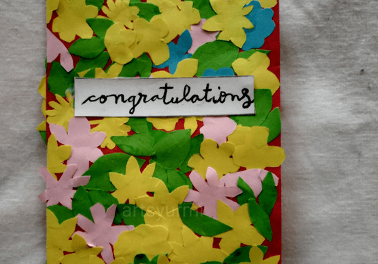 Collage Making - Floral Covers & Journals