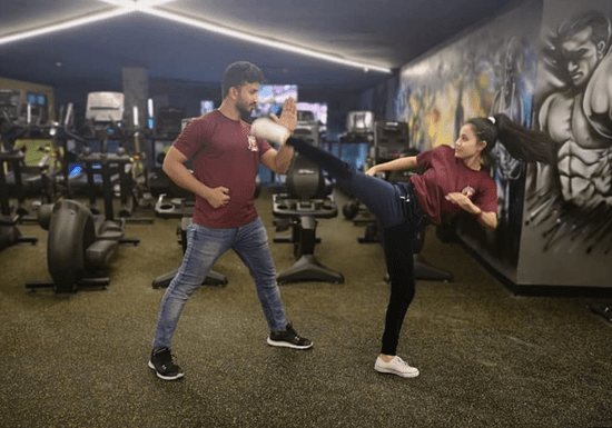 Personal Training for Boxing, Kickboxing & MMA