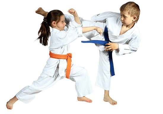 Karate for Kids - Ages: 5-12