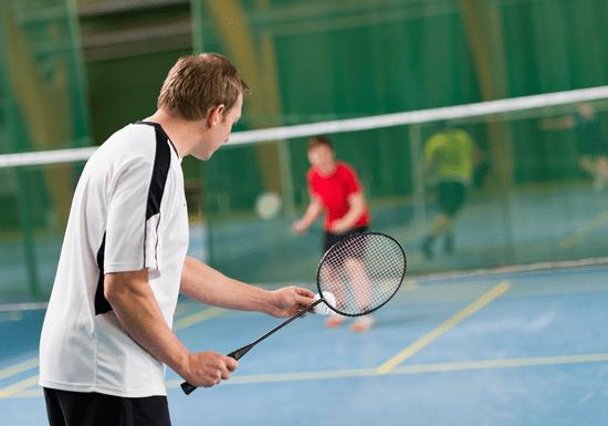 Group Badminton Class (Al Quoz)