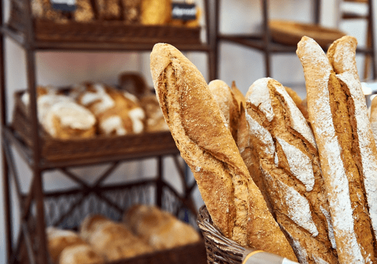 Adult Masterclass: Baking Sourdough Vienna, Focaccia & Sourdough Baguette (Al Raha)
