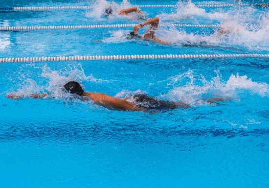 Swimming Classes With Male Instructor (Al Manaseer)